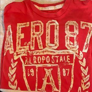 Aeropostale mens t-shirt